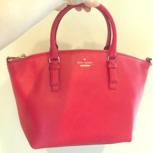 4563ba86ea65 Kate Spade Jackson Street Small Dixon Leather
